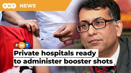 Govt's decision to administer Covid-19 booster shots to high-risk groups hailed