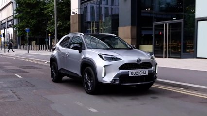 Der neue Toyota Yaris Cross Highlights
