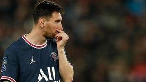 PSG'de kriz patlak verdi! Dünya, oyundan alınan Messi'nin tepkisini konuşuyor