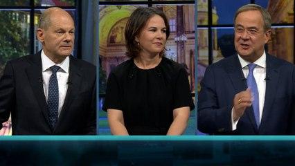 Germania: a una settimana dal voto, il terzo dibattito tv