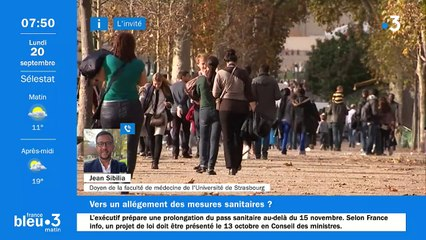 20/09/2021 - Le 6/9 de France Bleu Alsace en vidéo