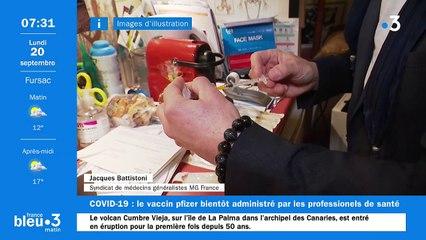20/09/2021 - Le 6/9 de France Bleu Creuse en vidéo