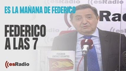 Federico a las 7: ¿Quién está detrás de la manifestación de Chueca?