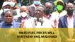 Hiked fuel prices will hurt Kenyans, Mudavadi