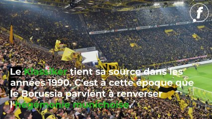 D'où vient la rivalité Bayern-Dortmund ?