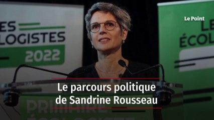 Qui est Sandrine Rousseau, la candidate écologiste ?