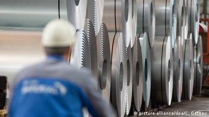 Stahlhersteller Salzgitter AG setzt auf Wasserstoff