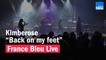 "Kimberose ""Back on my feet"" - France Bleu Live"
