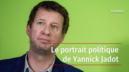 Le portrait politique de Yannick Jadot