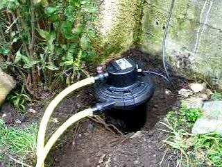 Pompe bassin carpes koi