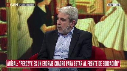 Aníbal Fernández anticipó los cuatro pilares de su gestión al frente de Seguridad: el diálogo con Berni y el Conurbano