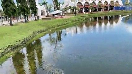 Travel Maya Pulau Langkawi : Dataran Lang - Pekan Kuah