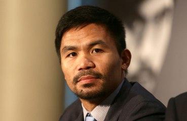 ボクシング元王者マニー・パッキャオがフィリピン大統領選出馬へ