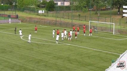 U17. Le but de Jonathan Do Marcolino face à Lorient (1-1)