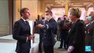 60 ans après la fin de la guerre d'Algérie, Macron
