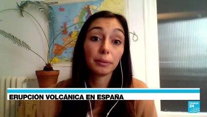 Informe desde Madrid: presidente español visitó La Palma tras erupción del volcán Cumbre Vieja