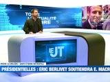 À la UNE : une kiné interdite d'exercer à Saint-Jean-Soleymieux / c'est la semaine intergénérationnelle de l'Europe à Veauche / les Verts au bord de la crise / Thomas Pesquet photographie Roanne. - Le JT - TL7, Télévision loire 7