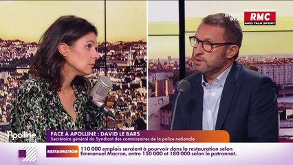 Face à Apolline : David Le Bars - 28/09