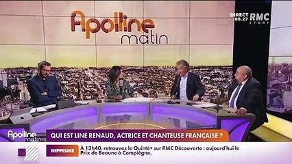 Le portrait de Poinca : qui est Line Renaud, actrice et chanteuse française ? - 28/09