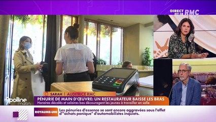 Témoin RMC : Didier Desert - 28/09