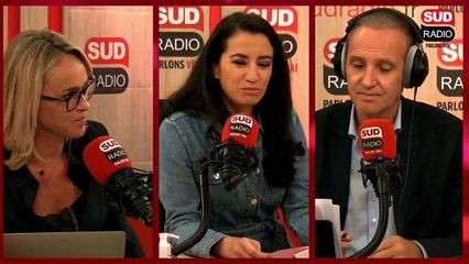 """Lydia Guirous : """"L'oeuf qui rebondi sans éclater sur Macron, c'est l'histoire de ce quinquennat"""""""