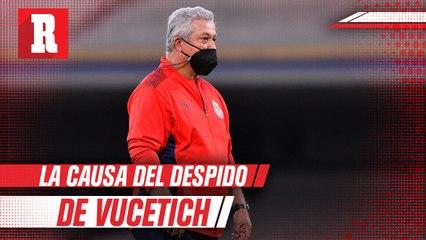 La salida de Vucetich no fue por malos resultados