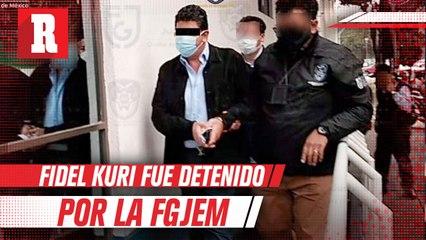 Fidel Kuri fue detenido este lunes en la Ciudad de México por fraude