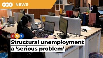 Skillset mismatch a real cause for concern, says economist