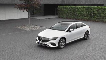Der neue Mercedes-Benz EQE - die Nachhaltigkeit