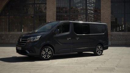 Der neue Renault Trafic - Bis zu 88 liter an Staumöglichkeiten im Innenraum