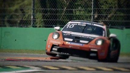 Porsche zeigt die zukunftsweisende Konzeptstudie Mission R