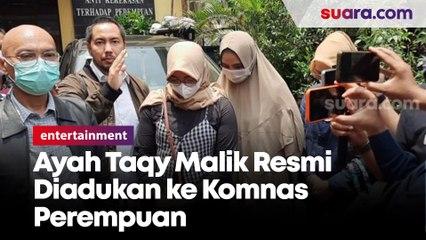 Ayah Taqy Malik Resmi Diadukan ke Komnas Perempuan, Sunan Kalijaga Boyong Korban Baru