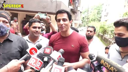 #SonuSood Denies All Allegations Says, Not Even A Single Penny Comes To My Personal Account