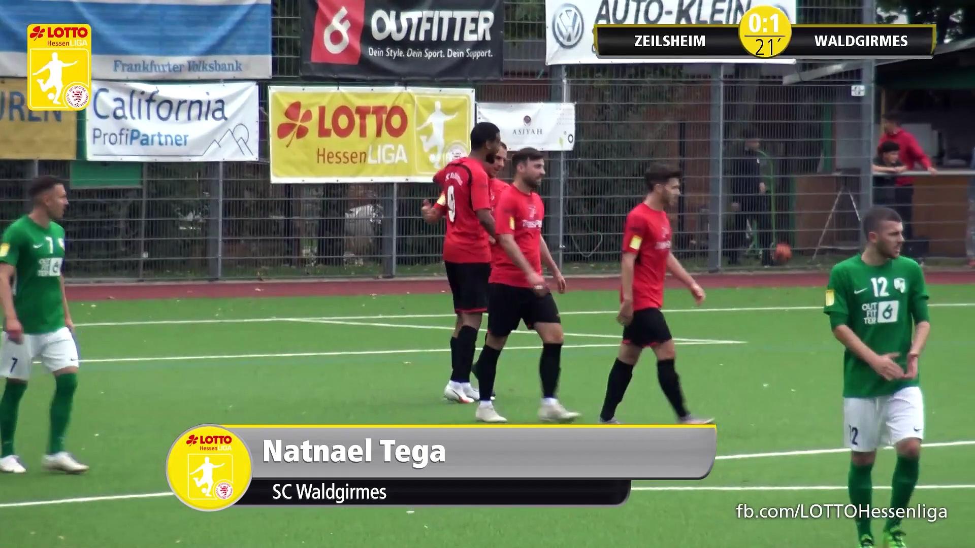 Hessenliga-Torshow 8. Spieltag Gruppe B