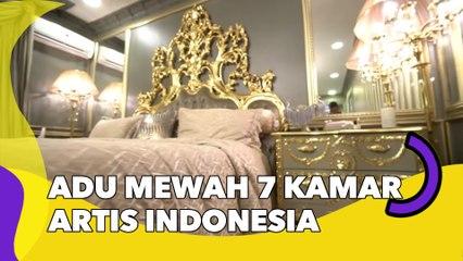 Adu Mewah 7 Kamar Artis Indonesia, Punya Ayu Ting Ting Paling Disorot