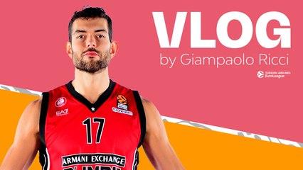 Media Day Vlog: Giampaolo Ricci, AX Armani Exchange Milan