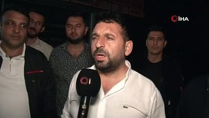 Arnavutköy Deva Partisi İlçe Başkanlığına gece saatlerinde silahlı saldırı düzenlendi