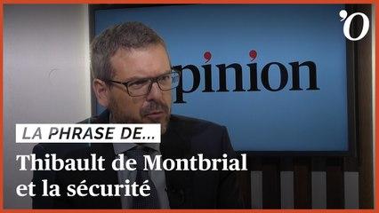 Annonces de Macron sur la sécurité: «On est dans l'incantatoire», regrette Thibault de Montbrial
