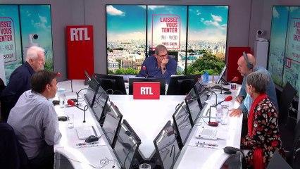 """François Ozon et André Dussollier sont les invités en direct de Stéphane Boudsocq et d'Yves Calvi à la veille de la sortie au cinéma du film """"Tout s'est bien passé"""""""