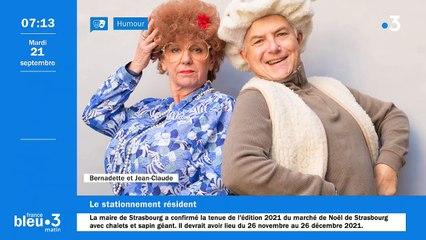 21/09/2021 - Le 6/9 de France Bleu Alsace en vidéo