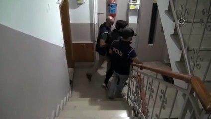 İstanbul'da FETÖ baskını! Çok sayıda gözaltı var