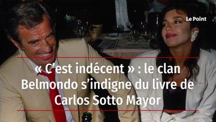 « C'est indécent » : le clan Belmondo s'indigne du livre de Carlos Sotto Mayor