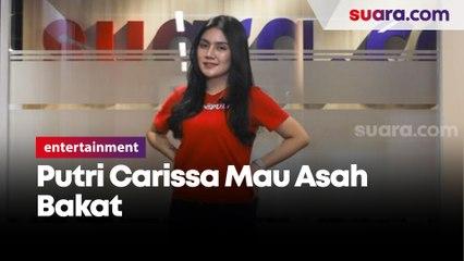 Ikut Miss Popular, Putri Carissa Mau Asah Bakat Terpendam