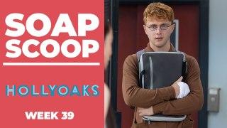 Hollyoaks Soap Scoop! Timmy attacks Juliet