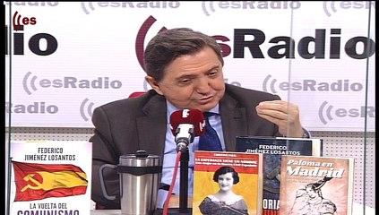 Federico Jiménez Losantos entrevista a Toni Cantó en esRadio