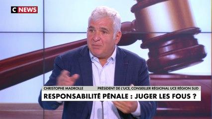 Christophe Madrolle : «On ne peut pas juger un fou»