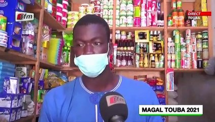 Plateau Magal Touba présenté par Faty Dieng - 21 Septembre 2021