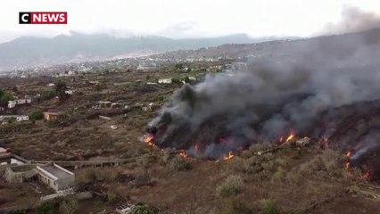Canaries: le volcan Cumbre Vieja entre en éruption