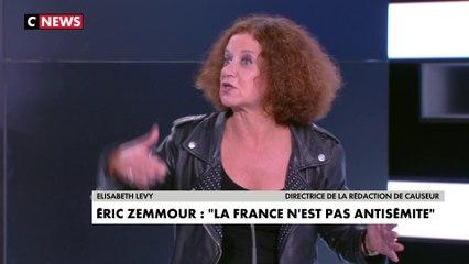 Elisabeth Lévy : «La France n'est pas antisémite»