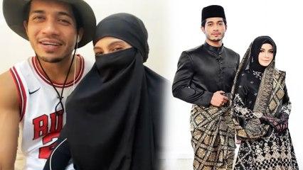 """Zizi Kirana terkejut bangun tidur nampak Yusuf Bahrin, malu-malu cerita pengalaman jadi isteri - """"Nak solat pun tiba-tiba ada imam!"""""""